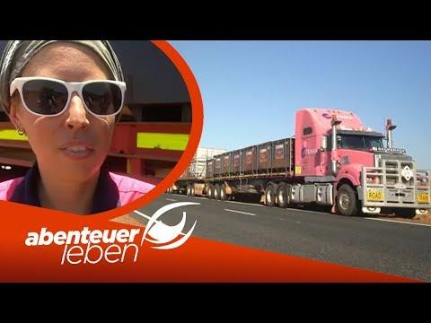 Truck Fahren Im Australischen Outback: 54 Meter Langer LKW Und 685 PS | Abenteuer Leben | Kabel Eins