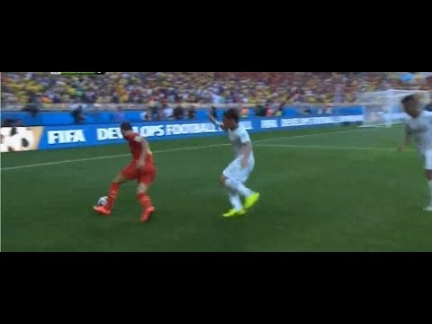 World Cup 2014 - Korea Republic vs. Algeria (2-4) 대한민국 대 알제리 韓國 VS. 阿尔及利亚 China vs. Iran