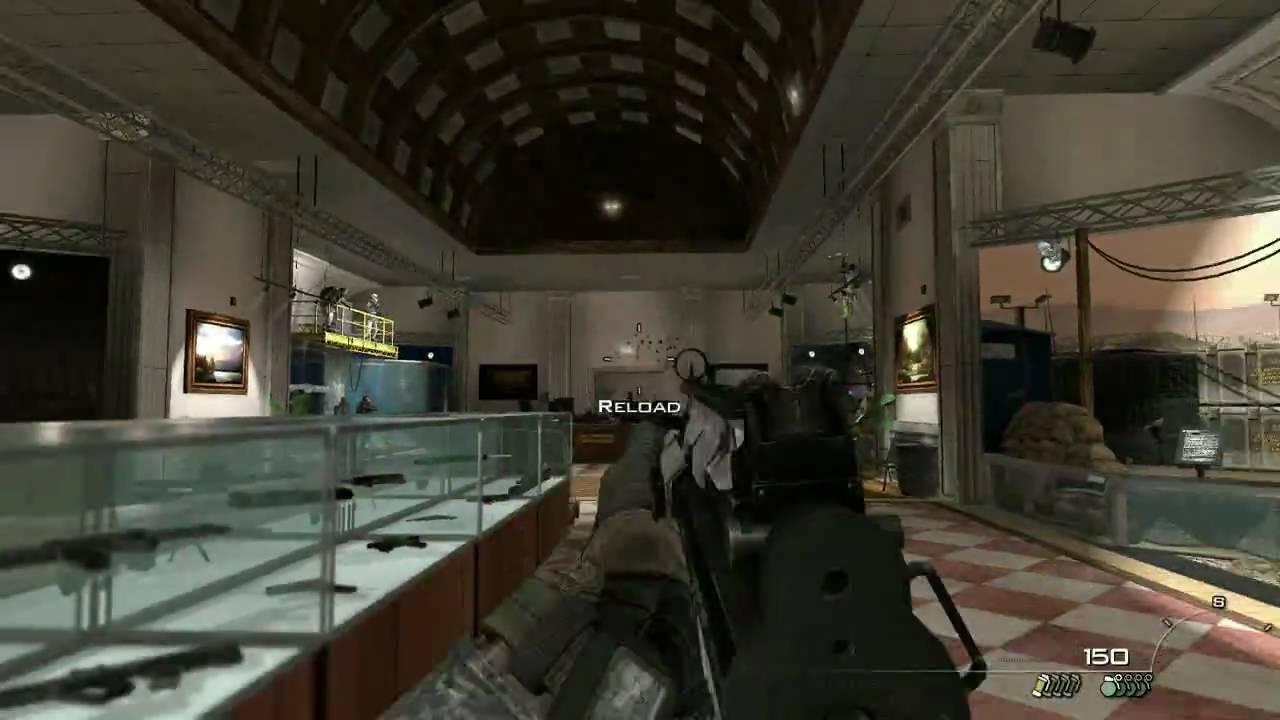 Modern Warfare 2 all weapons