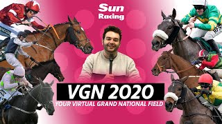 Virtual Grand National 2020: Your field for the feature race