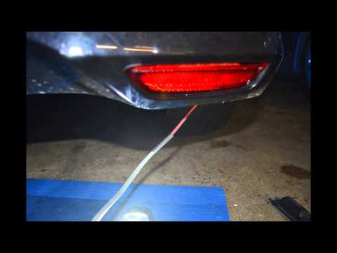 How to install led lights to reflectors on astra h mk5 for Astra h tablet install