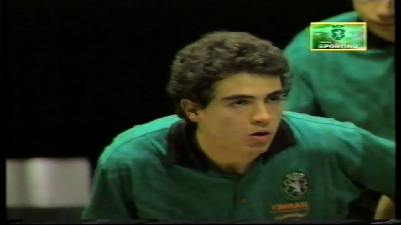Tenis de Mesa :: Sporting - 4 x Ginásio Valbom - 0 em 17/12/1999
