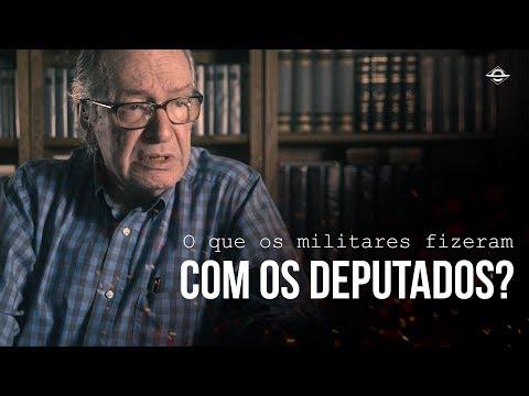 O que os militares fizeram com os deputados?   Olavo de Carvalho