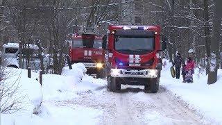 Рейд ПСЧ ОФПС - подъезд пожарных автомобилей