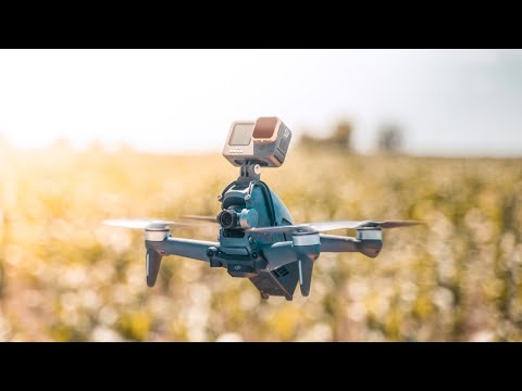 GoPro on DJI FPV Drone - Why Would ANYONE Do This?