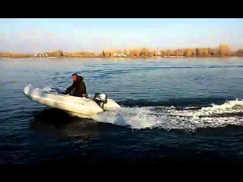 Лучший обзор лодки Колибри КМ-330 от Kapitan.UA ( kolibri km-330 .