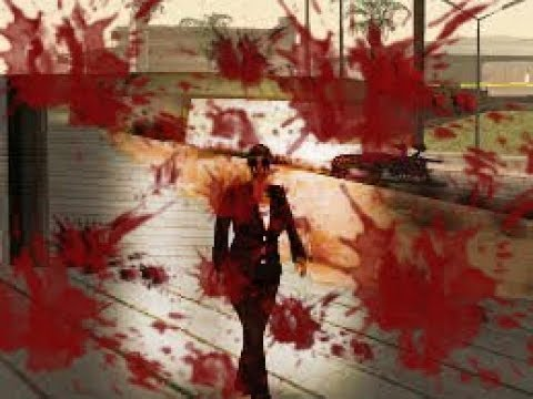 La tumba de Beverly Johnson CREEPYPASTA GTA SAN ANDREAS