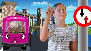 Автобус Федя мультик  Веселая песенка про животных