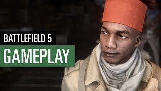 Battlefield 5 Tirailleur | Gameplay aus der Singleplayer-Kampagne