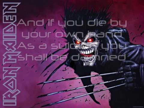 Iron Maiden - Moonchild - Lyrics