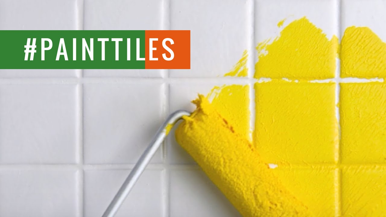 Say no to hacking tiles paint your tiles instead youtube its youtube uninterrupted dailygadgetfo Image collections