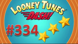 Looney Tunes Dash! level 334 - 3 stars.