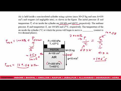 GATE 2018 ME PAPER ( SHIFT 2) VIDEO SOLUTIONS PART 2 QUES 41 TO 55