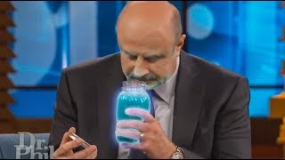 Dr Phil drinks fortnite shield potion