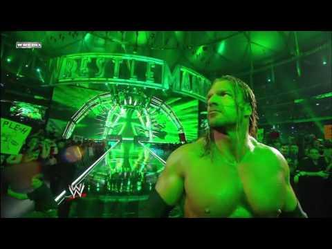 Triple H's WrestleMania XXVII Entrance