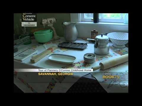 LCV Cities Tour - Savannah: Tour of the Flannery O'Connor Childhood Home