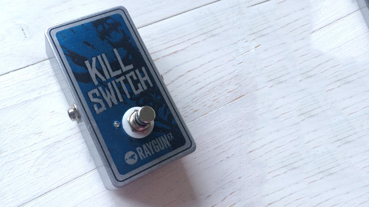 Killswitch Guitar Pedal Wiring Diagrams Diagram Raygun Fx Kill Switch Momentary Mute Stutter Youtube Rh Com Foot