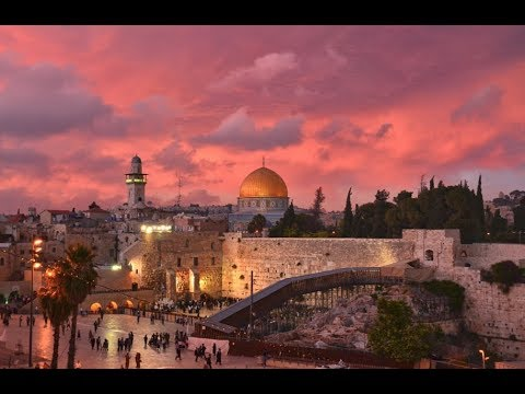 Jerusalem: Cup of Trembling unto all the people round about