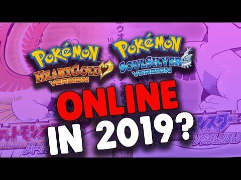 Do People Play Pokemon Heart Gold & Soul Silver ONLINE In 2019?!?