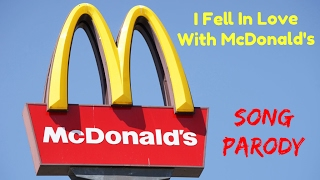ChameleoCam - I Fell in Love with McDonald's Resimi