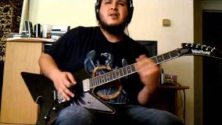 Pantera - 5 Minutes Alone - guitar cover - by ( Kenny Giron) kG