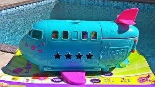 Avião da Polly!
