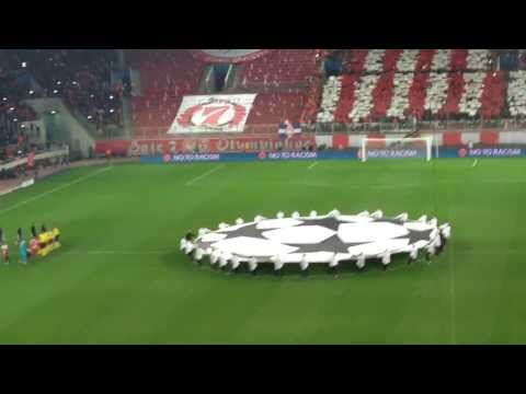 Olympiakos vs manchester united (25.2.2014)   2-0