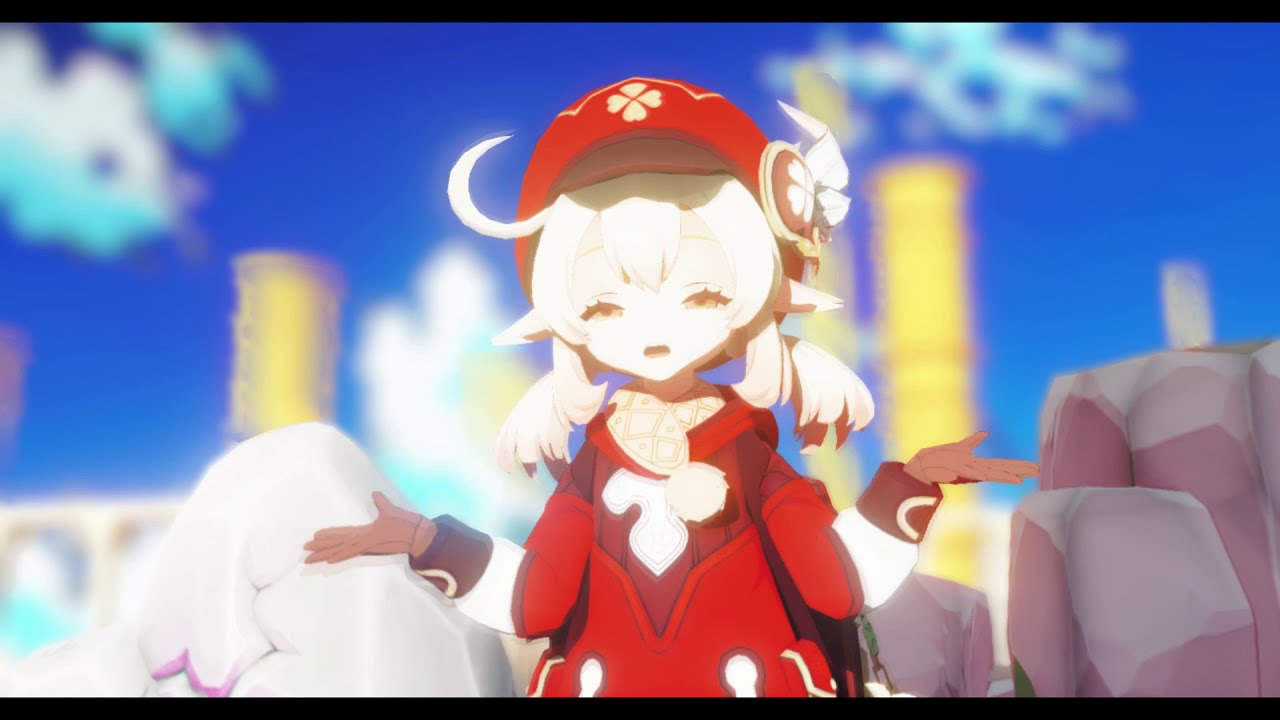【MMD GENSHIN IMPACT】♡ KLEE :: RENAI CIRCULATION 「恋愛サーキュレーション」