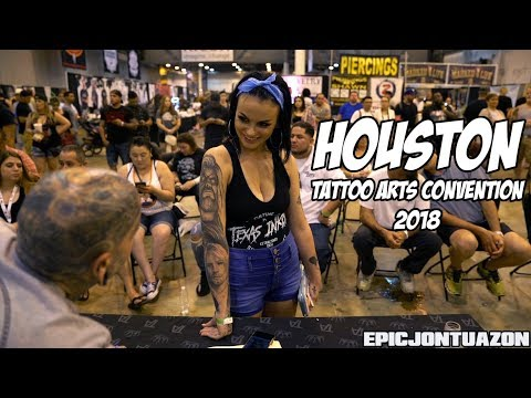 Houston Tattoo Arts Convention 2018 | Villain Arts