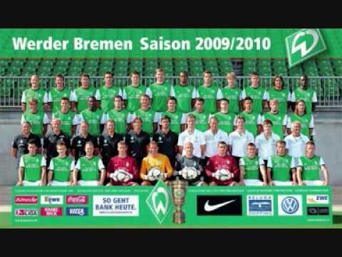 Werder Bremen  Das W auf dem Trikot