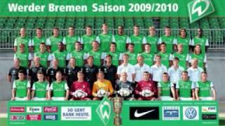 Werder Bremen - Das W auf dem Trikot