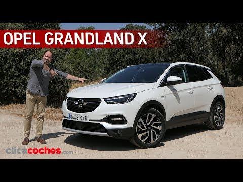 Opel Grandland X 2019 | Prueba a fondo | Review en español - Clicacoches.com
