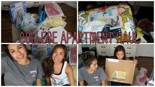 College Apartment Haul!
