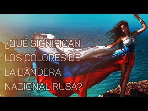 ¿Qué Significan Los Colores De La Bandera Nacional Rusa? - De Rusia
