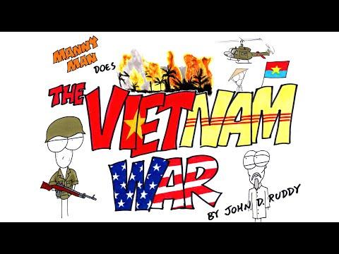 Vietnam War in 13 Minutes