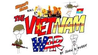 Vietnam War in 13 Minutes