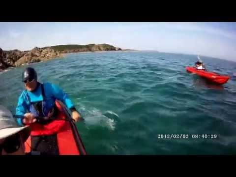 Outdoor ausr stung 2 schlauch kajak gumotex helios 2 aufbau funnydog tv - Test kayak gonflable ...