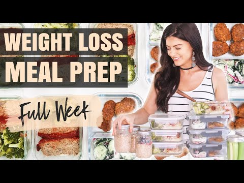 easy-full-week-meal-prep-for-weight-loss-(counting-macros)-grocery-list-pdf!- -meal-prep-ideas