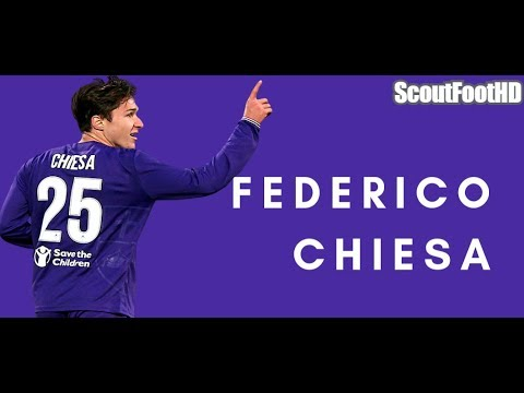 Federico Chiesa ● The Italian MESSI ● Skills & Goals ACF Fiorentina & Italy 2019 ᴴᴰ