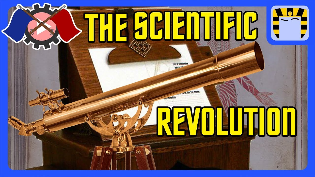How the Scientific Revolution Changed the World (#ProjectRevolution)