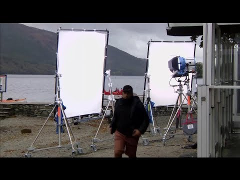 Anna Friel drama Deep Water being filmed in the Lakes  Fiona Marley Paterson
