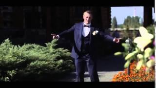 Свадебное видео Виктории в платье Stella York