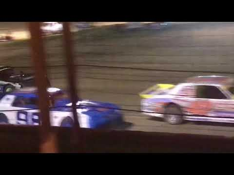 Charleston Speedway UMP Factory Stock Feature June 30 2018