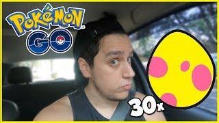 CHOQUEI MAIS DE 30 OVOS NA SEMANA REGIONAIS SHINY! - Pokémon Go   Capturando Shiny (Parte 99)