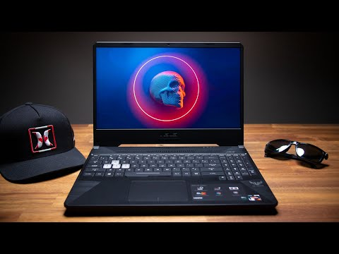 Asus TUF FX505D || Durable & Affordable Gaming Laptop