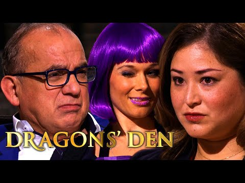 """""""You Didn't Bother Because You're Australian?""""   Dragons' Den"""