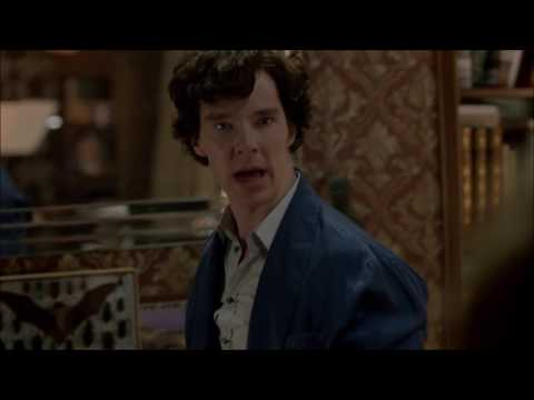 "Sherlock The Hounds Of Baskerville | ""John...I need some, get me some!"""