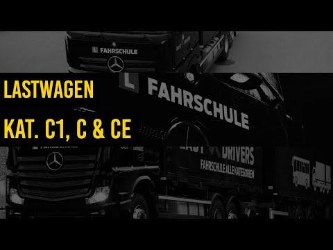 EASY DRIVERS Experts GmbH - Lastwagen Kat.  C1, C und CE