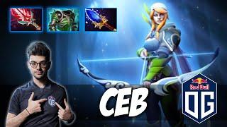 CEB WR - OG LEADER - Dota 2 Pro Gameplay [Watch & Learn]