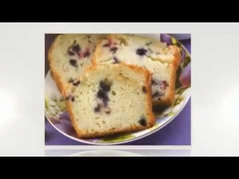 Fresh Fruit Quick Breads - Book Trailer